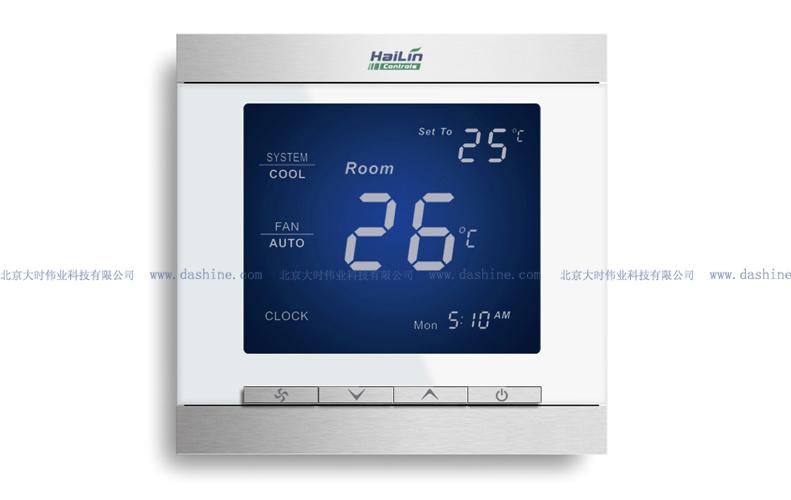 温控器外观设计-温控采暖行业-工业设计-北京大时伟业